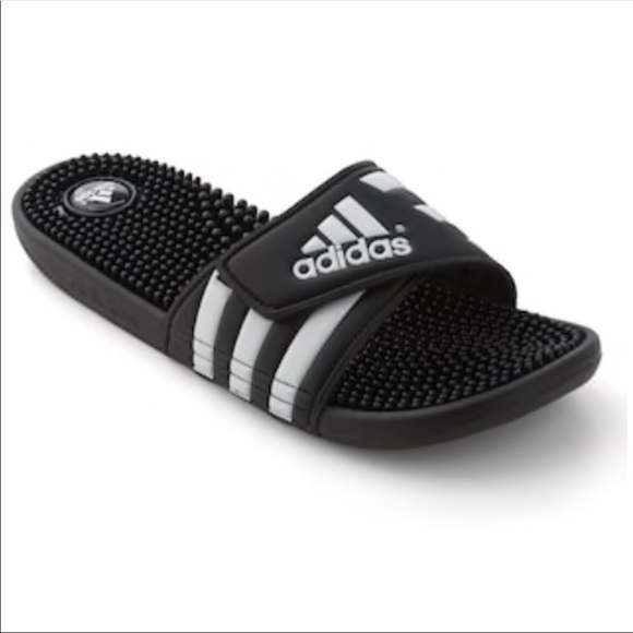 222eae30c NWT-Women s Adidas Adissage Sport Slides ~ Size 9